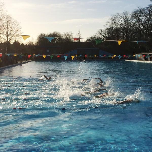 Swimming — Thames Baths
